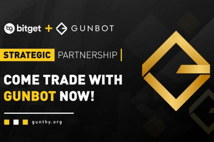 gunbot bitget strategic partnership